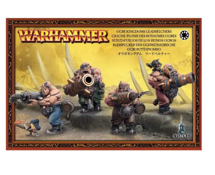 Games Workshop Leadbelchers