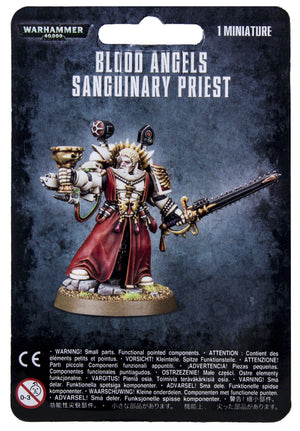 Games Workshop Sanguinary Priest