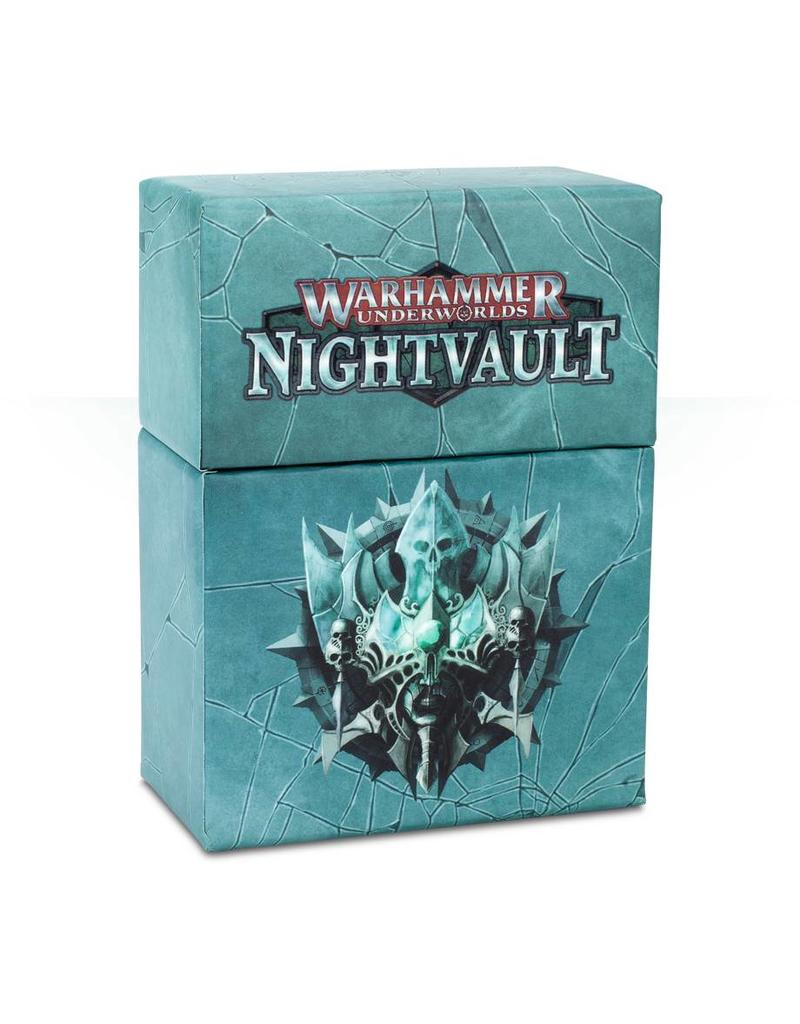 Games Workshop Warhammer Underworlds: Nightvault Deck Box