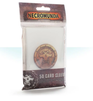 Games Workshop Necromunda Card Sleeves