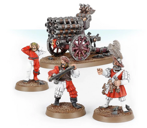 Games Workshop Helblaster Volley Gun