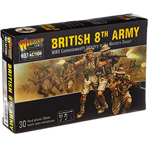 Bolt Action: 8th Army