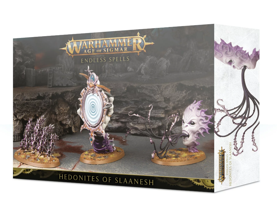 Games Workshop Endless Spells: Hedonites of Slaanesh