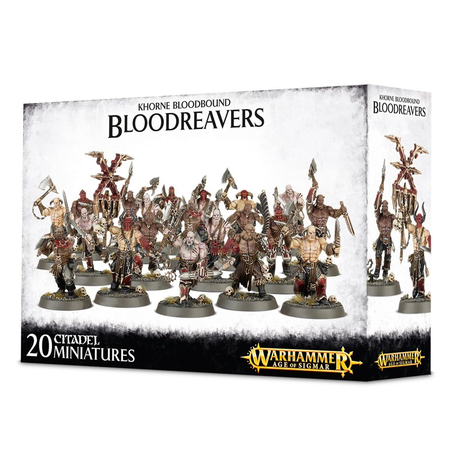Games Workshop  Bloodreavers