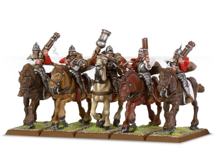 Games Workshop Freeguild Outriders