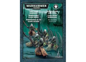 Games Workshop Mandrakes