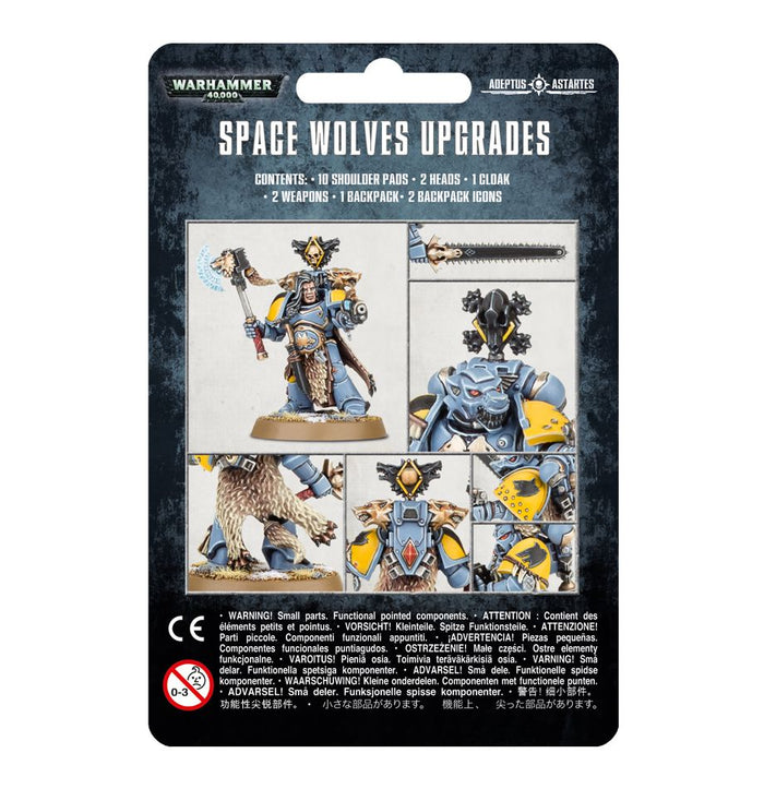 Games Workshop Space Wolves Upgrade Pack
