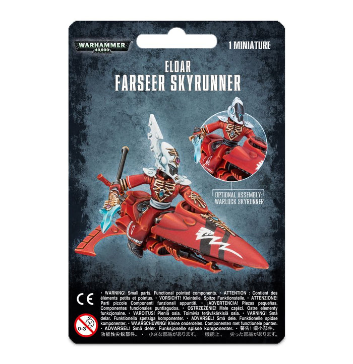 Games Workshop Farseer Skyrunner/Warlock Skyrunner