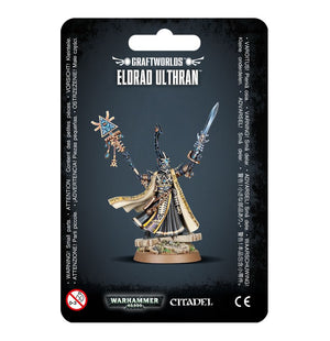 Games Workshop Eldrad Ulthran