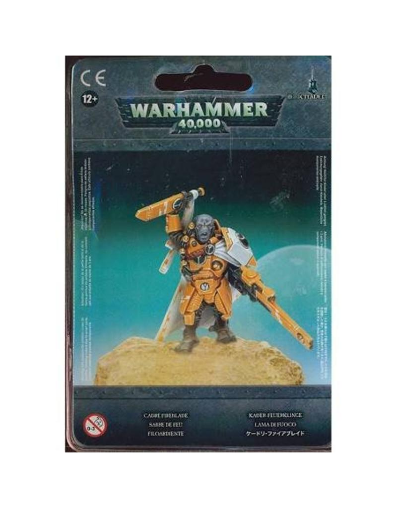 Games Workshop Tau Empire Cadre Fireblade