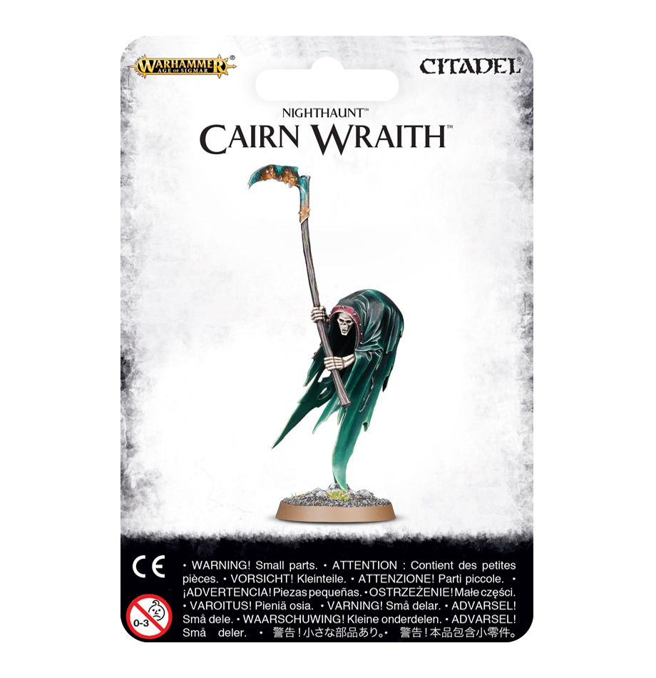 Games Workshop Cairn Wraith