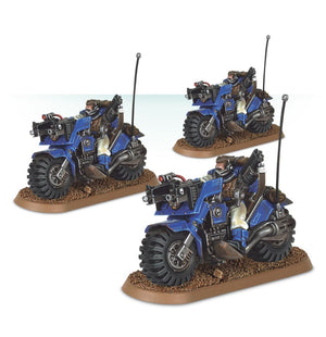 Games Workshop Scout Bike Squad