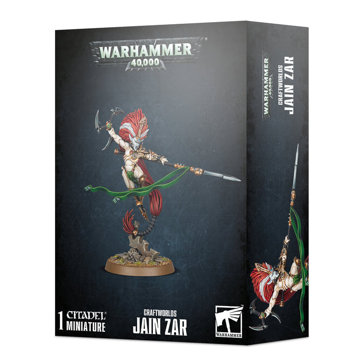 Games Workshop Jain Zar