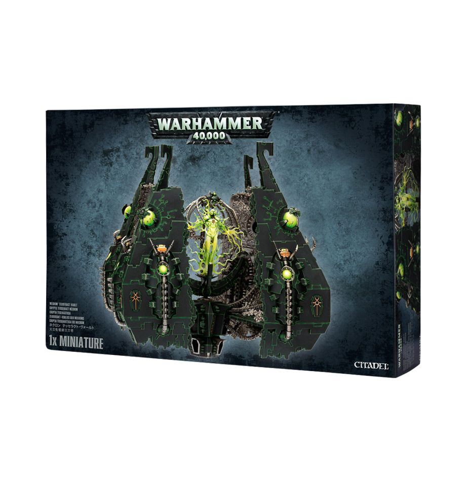 Games Workshop Tesseract Vault/Obelisk