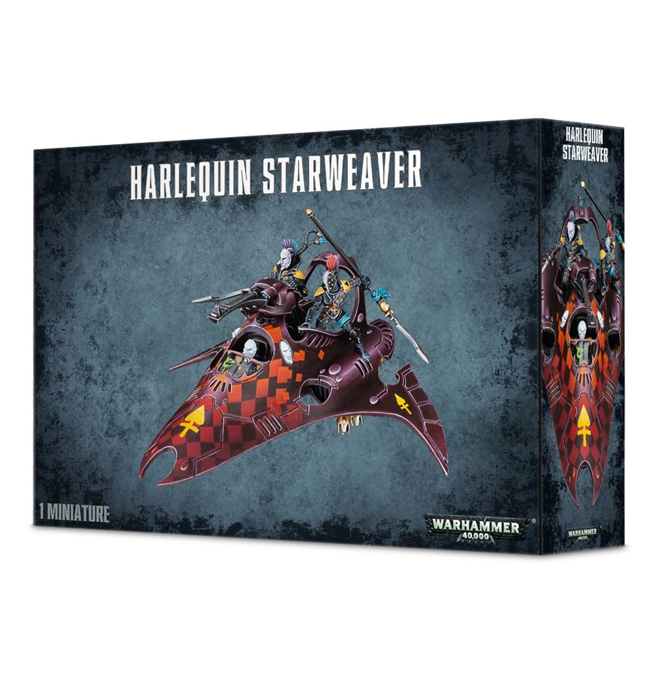 Games Workshop Starweaver/Voidweaver