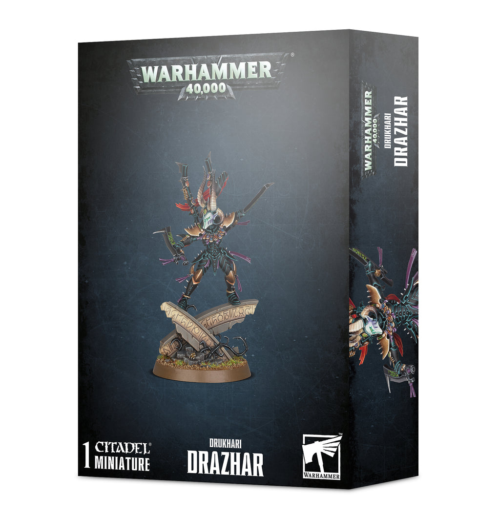 Games Workshop Drazhar