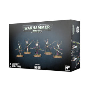 Games Workshop Incubi