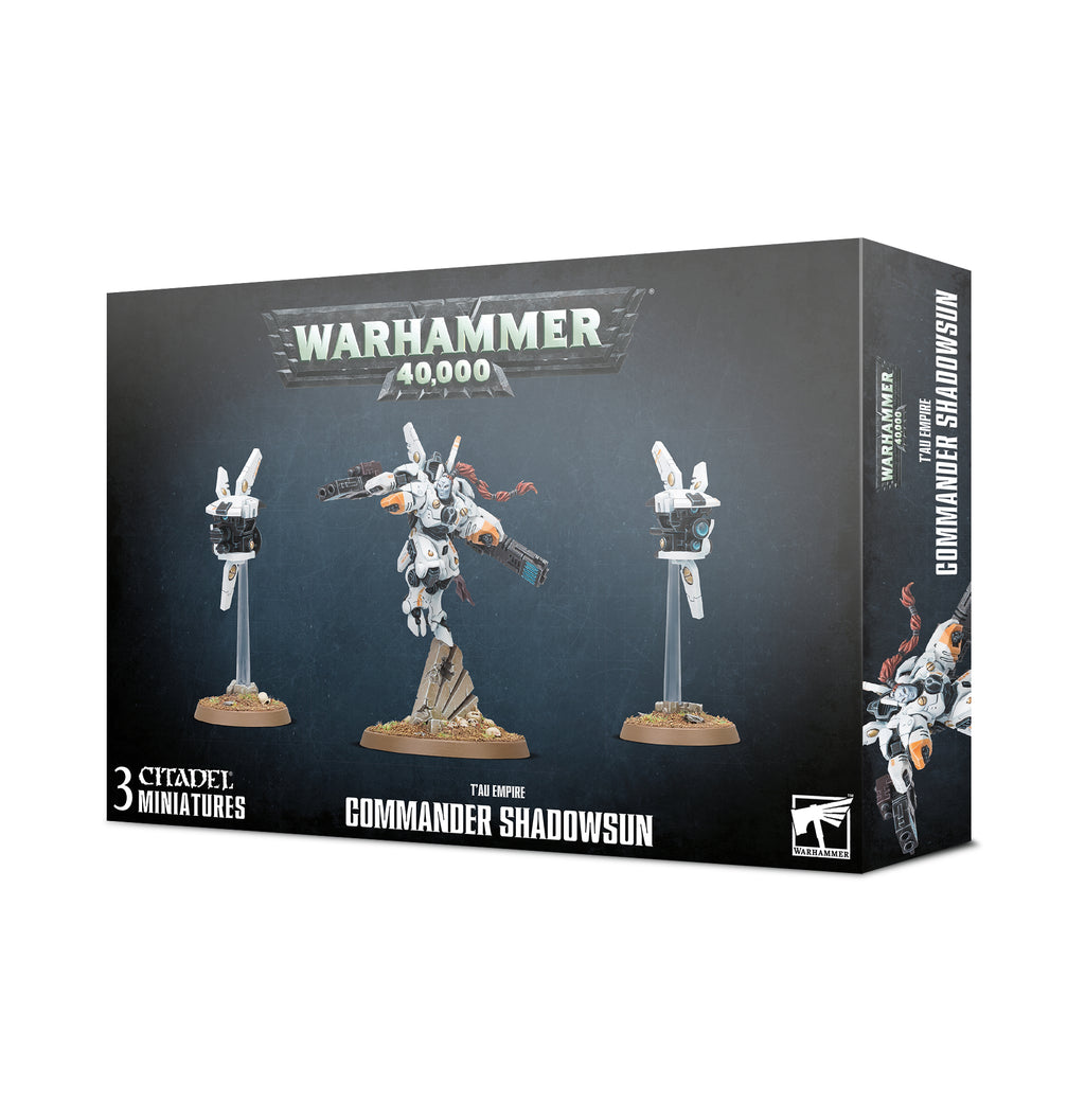 Games Workshop Commander Shadowsun