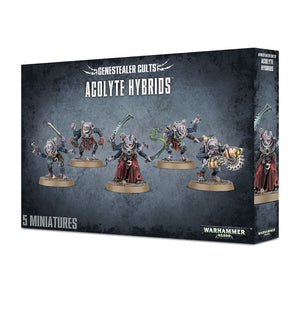 Games Workshop Acolyte Hybrids/Hybrid Metamorphs
