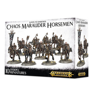 Games Workshop Chaos Marauder Horsemen