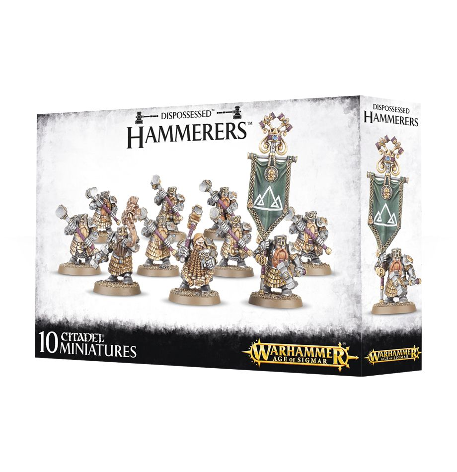 Games Workshop Ironbreakers / Longbeards