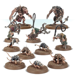 Skaven Ogres and Giant Rats
