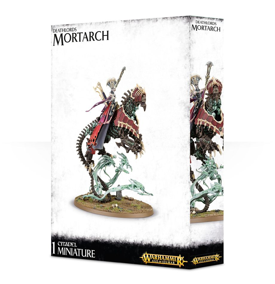 Games Workshop Deathlords Mortarch