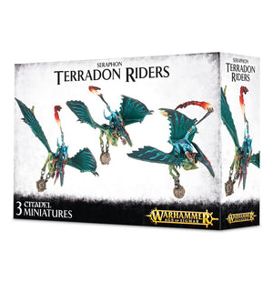 Games Workshop Terradon Riders