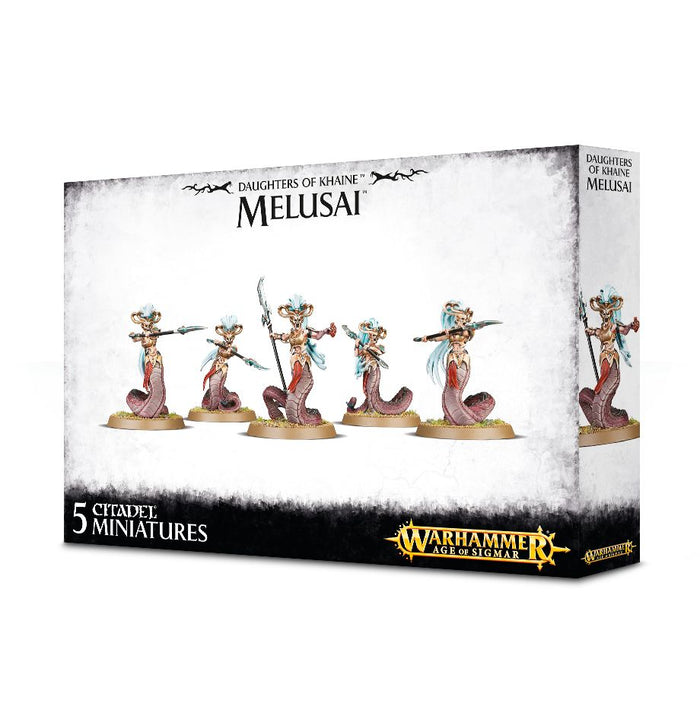 Games Workshop The Melusai Blood Stalkers/Melusai Blood Sisters