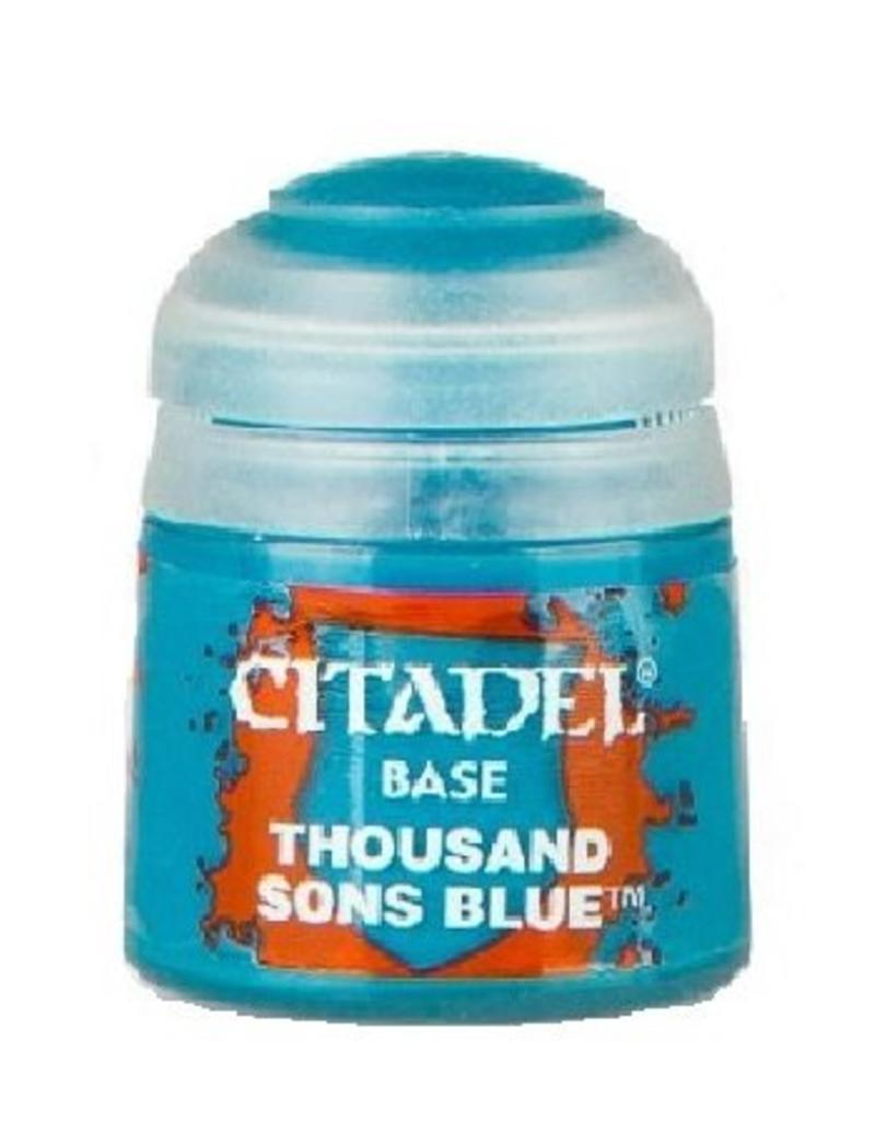 Citadel Base: Thousand Sons Blue 12Ml
