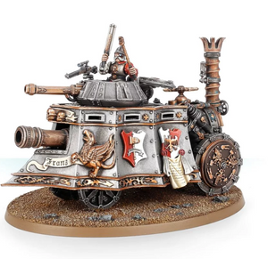 Games Workshop  Steam Tank