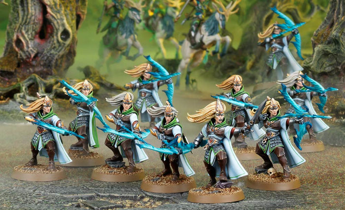 Games Workshop Wanderes Sisters Of The Watch