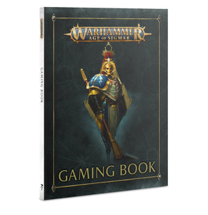 Games Workshop Warhammer Age of Sigmar Gaming Book