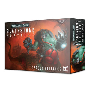 Games Workshop Warhammer Quest: Blackstone Fortress – Deadly Alliance