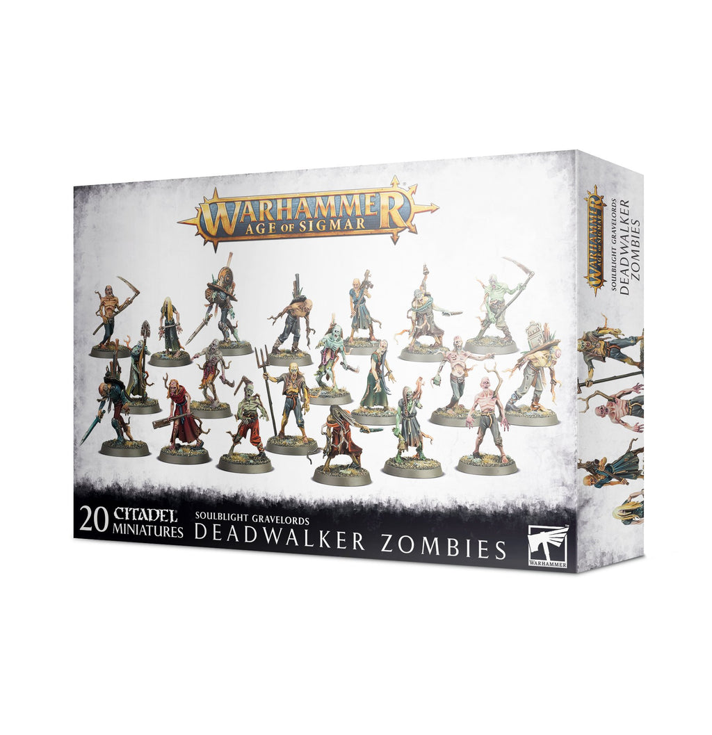 Games Workshop Deadwalker Zombies