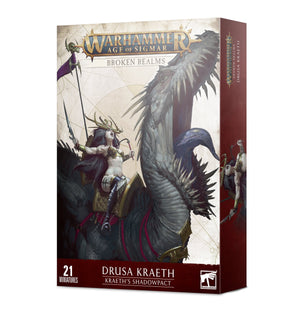 Games Workshop Broken Realms: Drusa Kraeth – Kraeth's Shadowpact