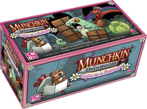 CMON MUNCHKIN DUNGEON: CUTE AS A BUTTON EXPANSION