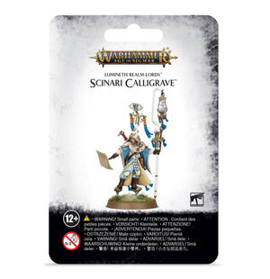 Games Workshop Scinari Calligrave