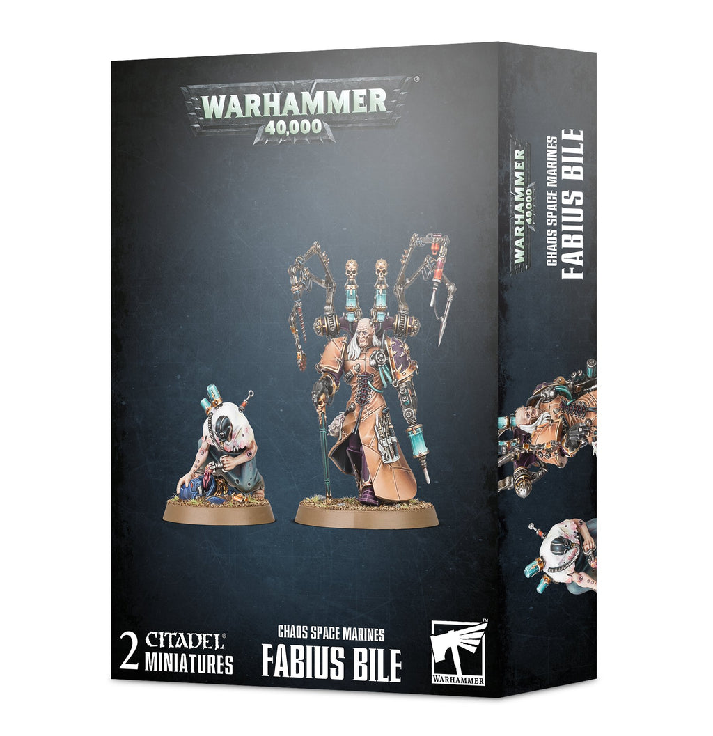 Games Workshop Fabius Bile