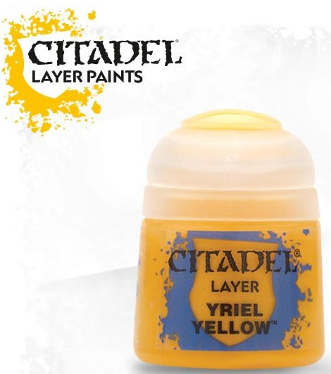 Citadel : LAYER Yriel Yellow