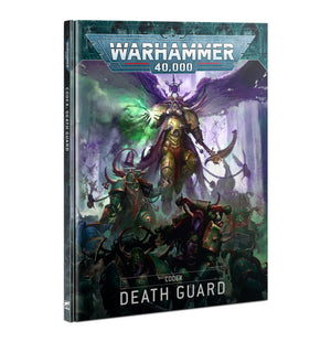 Games Workshop - Codex: Death Guard