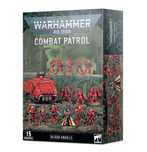 Games Workshop Combat Patrol: Blood Angels