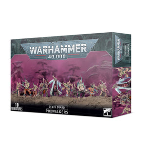Games Workshop - Poxwalkers