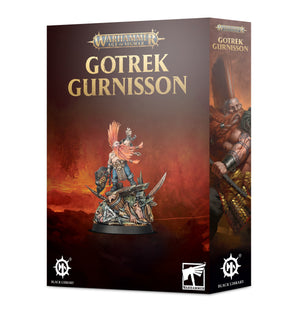Games Workshop Gotrek Gurnisson