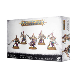 Games Workshop Myrmidesh Painbringers or  Symbaresh Twinsouls