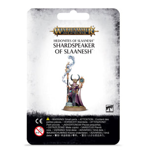 Games Workshop Shardspeaker of Slaanesh