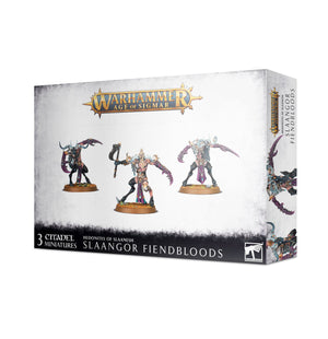Games Workshop Slaangor Fiendbloods