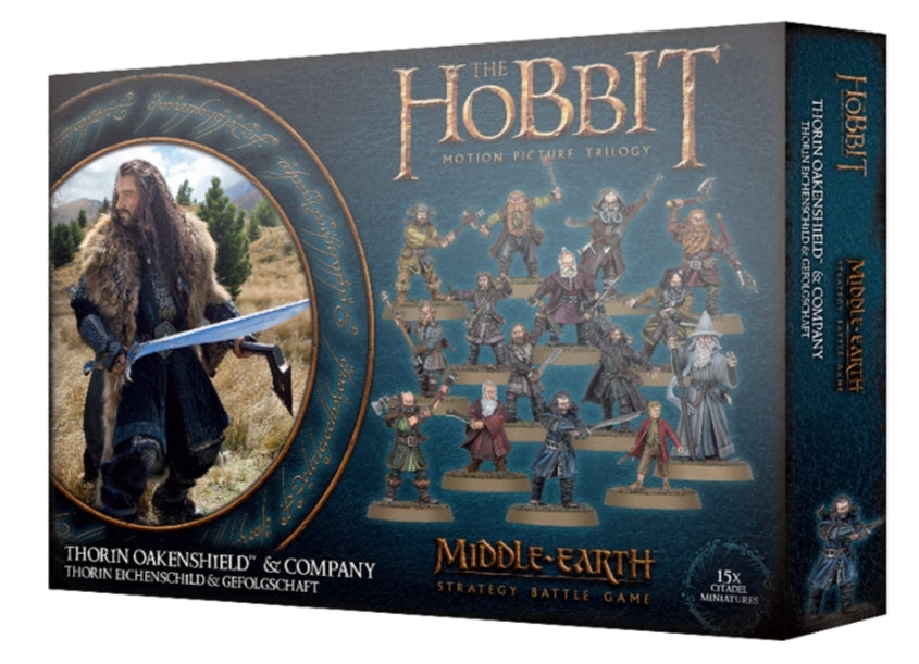 Games Workshop Thorin Oakenshield  & Company