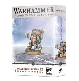 Games Workshop Jakkob Bugmansson XI: Brewmaster-General