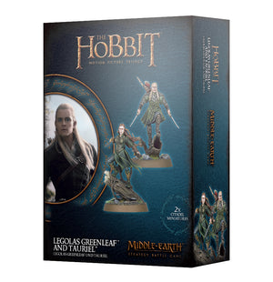 Games Workshop Legolas Greenleaf and Tauriel